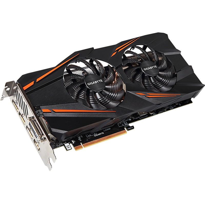 GV-N1070WF2OC-8GD nVidia GTX 1070 8Gb DDR5X, Gigabyte GV-N1070WF2OC-8GD