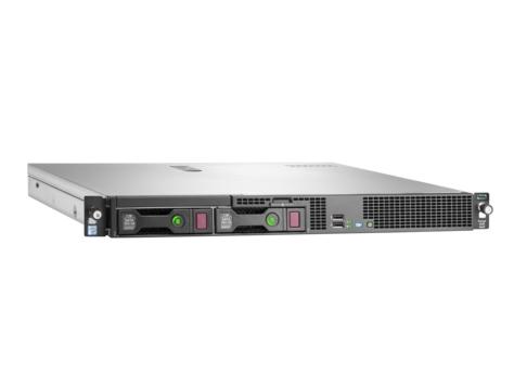 HP Сервер ProLiant DL20 Gen9 G4560 NHP Rack(1U)/Pentium2C 3.5GHz(3MB)/1x8GBU1D_2400/B140i(ZM/RAID 0/1/10/5)/noHDD(2)LFF/noDVD/iLOstd(no port)/3Fans(NHP)/2x1GbEth/FricShortRK/1x290W(NHP) 871428-B21 871428-B21