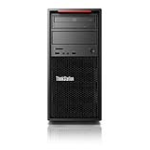 30BH000BRU Lenovo P320, Tower 400W, CORE_I7-7700K_4.2G_4C_95W, 2 x 8GB_DDR4_2400_UDIMM, 1 x 512GB_SSD_M.2_PCIE, INTEGRATED VIDEO, DVDRW, W10_P64-RUS 30BH000BRU