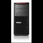 30BH000ERU Lenovo P320, Tower 400W, CORE_I7-7700_3.6G_4C_65W, 1 x 8GB_DDR4_2400_UDIMM, 1 x 256GB_SSD_2.5_SATA3, INTEGRATED VIDEO, DVDRW, W10_P64-RUS 30BH000ERU