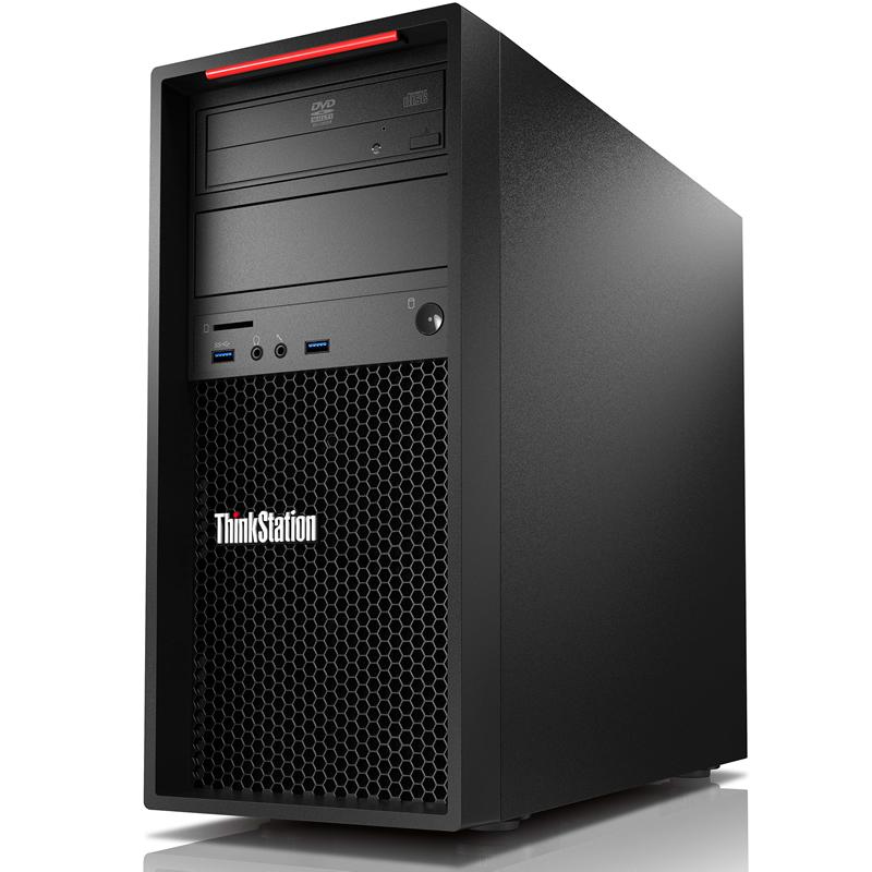 30BH000HRU Компьютер Lenovo ThinkStation P320 MT i7 7700/16Gb/SSD256Gb/P4000 8Gb/DVD-RW/Win 10 Pro 64/Kb + M/Cam (30BH000HRU)