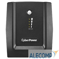 UT1500EI ИБП UPS CyberPower UT1500EI 1500VA/900W USB/RJ11/45 4+2 IEC