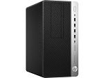 1HK53EA Компьютер HP ProDesk 600 G3 MT Core i7-7700,8GB,256GB SSD,DVD-RW,Win10Pro, 1HK53EA