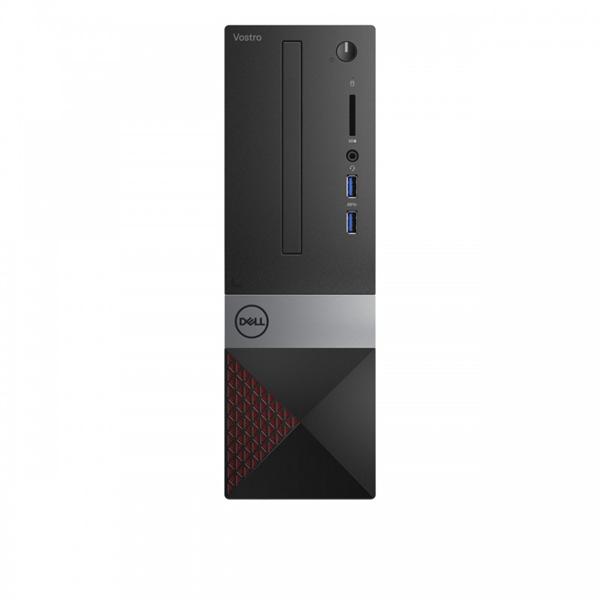 3470-3193 Компьютер 3470-3193 Dell Dell Vostro 3470 SFF Core i3-8100 (3,6GHz),4GB ,1TB (7200 rpm), UHD 630,Linux,MCR,1 year NBD