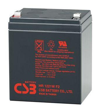 HR1221W Аккумулятор CSB HR1221W (12V, 4.8Ah)