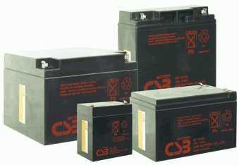 CSB GP12170 Аккумулятор CSB GP12170 (12V,17Ah)