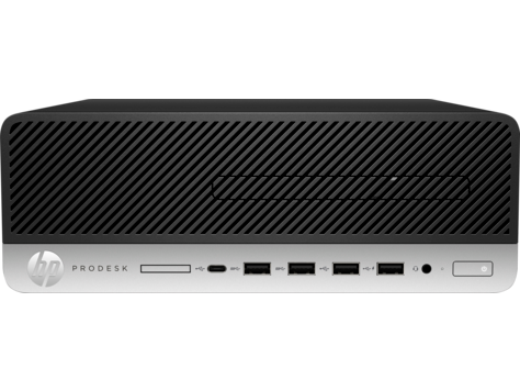 5RM88EA 5RM88EA Компьютер HP ProDesk 600 G4 SFF i3-8100 3.6GHz,4Gb,1Tb,USB Slim Kbd+Mouse,,HDMI,Platinum 180W,FreeDOS