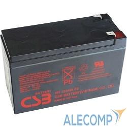 HR1234W Аккумулятор CSB HR1234W (12V, 9Ah)