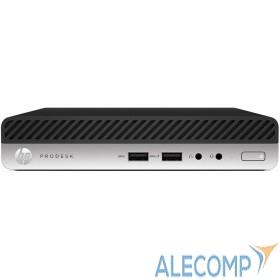 """5QL83ES HP Bundles 400 G4 5QL83ES DM i5-8500T/8Gb/256Gb SSD/W10Pro/HP 23.8"""" monitor N246v"""