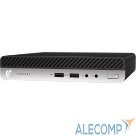 4NU02ES HP ProDesk 400 G3 4NU02ES Mini i3-7100T/4Gb/128 Gb SSD/W10Pro
