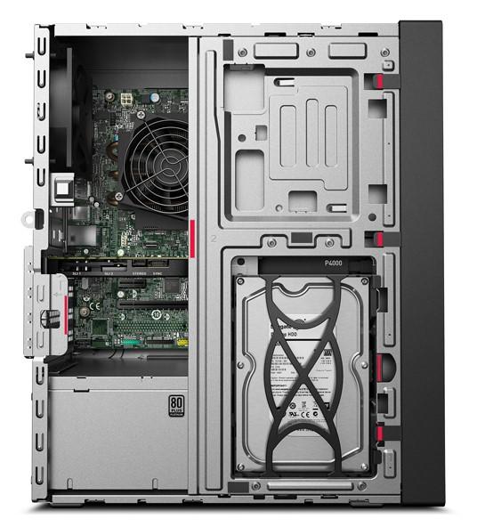 30CY0028RU 30CY0028RU КомпьютерLenovo ThinkStation P330 Gen2 Tower C246 250W, I7-9700(3.0G,8C), 2x8GB 2666 nECC 1x256GB SSD M.2 PCIE OPAL, QUADRO P2200 5GB 4DP HP,  , Win10Pro,