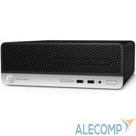 7EL86EA 7EL86EA Компьютер HP ProDesk 400 G6 SFF i3-9100,4GB,1TB,USB ,DP Port,Win10Pro,(repl.4CZ87EA)