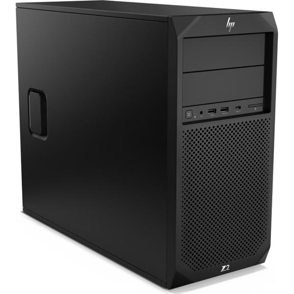 6TX00EA 6TX00EA HP Z2 G4 TWR, Xeon E-2236, 16GB -2666 ECC, 256GB 2280 TLC S DVD-ODD, NVIDIA Quadro P2200,  keyboard, Win10p64WorkstationsPlus, 500W