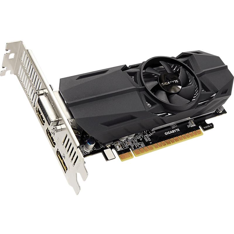 GV-N105TOC-4GL Видеокарта nVidia GTX 1050Ti 4Gb DDR5, Gigabyte GV-N105TOC-4GL