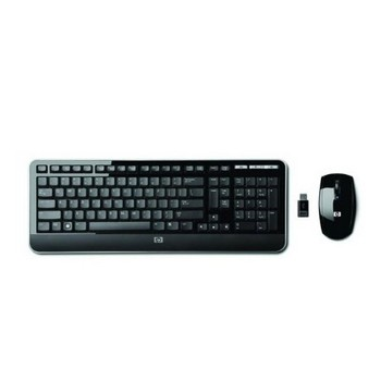 638214-B21 HPE USB Keyboard and Optical Mouse Kit Russian 638214-B21