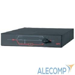 SBP5000RMI2U APC Service Bypass Panel- 230V; 32A; BBM; IEC320 C20/HW input; IEC-320 Output- (2) C19 (8) C13