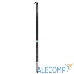 AP8853 APC Rack PDU 2G, Metered, ZeroU, 32A, 230V, Output: (36) C13 & (6) C19, Input: IEC 309 32A 2P+E , Power cord 3,0 m