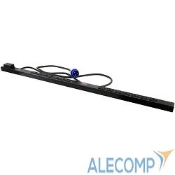 AP7553 Панель розеток APC Rack PDU, Basic, Zero U, 32A, 230V, (20)C13 & (4)C19 out;