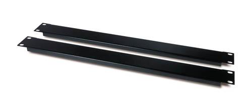 "AR8108BLK APC 1U Blanking Panel Kit 19"" Black"