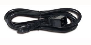 AP9879 APC Power Cord [IEC 320 C13 to IEC 320 C20] - 10 AMP/230V 2.0 Meter