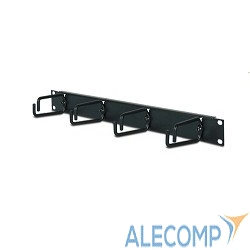 AR8425A APC 1U Horizontal Cable Organizer Black