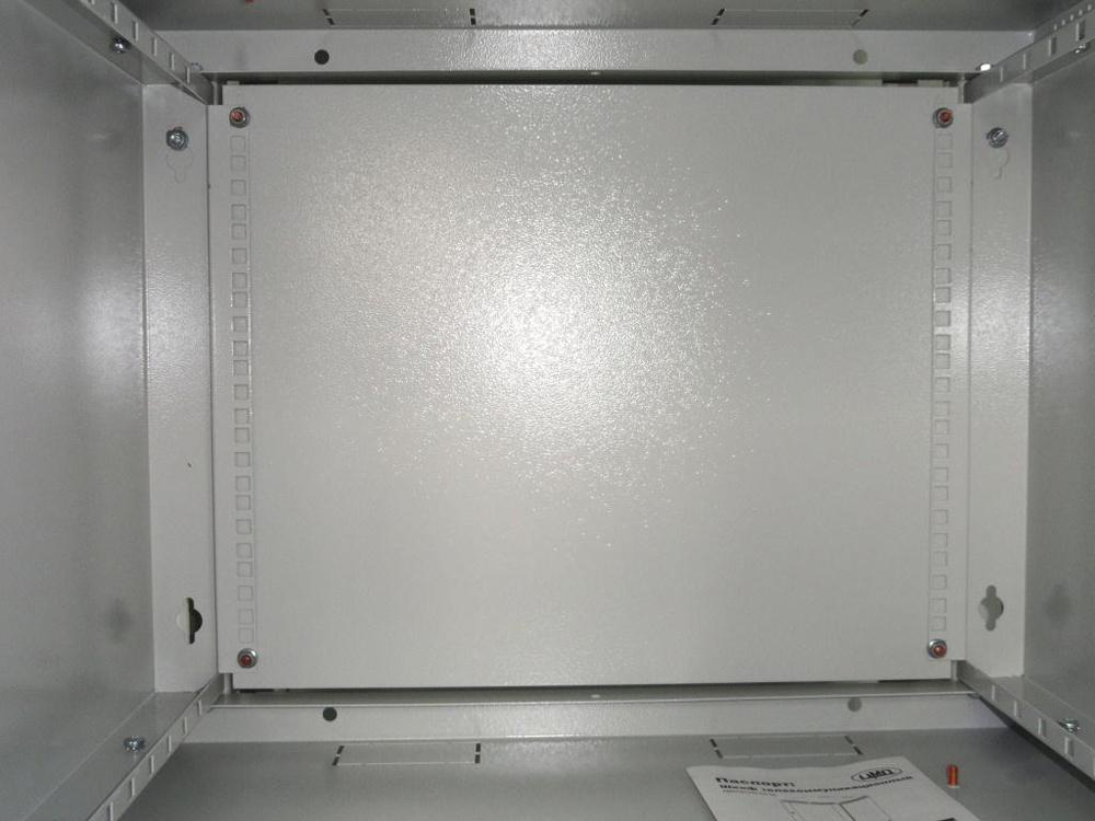 А-ШРН-12 Стенка задняя к шкафу ШРН, ШРН-Э и ШРН-М 12U в комплекте с крепежом