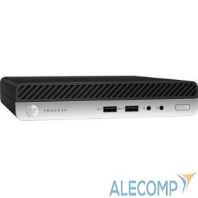 8VR69ES HP ProDesk 400 G5 8VR69ES DM i3-9100T/8Gb/256Gb SSD/W10Pro