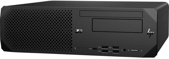 259H6EA 259H6EA HP Z2 G5 SFF, i7-10700, 8GB-3200 nECC, 512GB 2280 TLC, no graphics,  keyboard, Win10p64, 450W