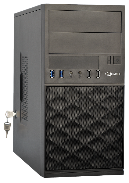QDP-P30K40R521M2918R262O02NLNKTN03 QDP-P30K40R521M2918R262O02NLNKTN03 Aquarius Pro P30 K40 R52 desktop Intel i5 9400 /8Gb/1Tb HDD+256Gb SSD/MB LGA1151 /H310С /PCI-E Dsub+DVI+HDMI+DP 2xGbLAN/Windows 10 Pro/USB KB+Mouse/Внесен в реестр Минпромторга РФ