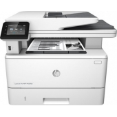 F6W17A HP LaserJet Pro MFP M426fdn RU (p/c/s/f, A4, 600dpi, 38ppm, 256Mb, Duplex,2trays 100+250, ADF50, USB2.0+Walk-Up/GigEth, ePrint, AirPrint, 3y warr, Cartridge 9000 pages.repl.CF286A)
