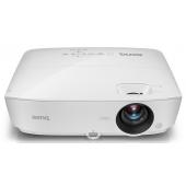 9H.JG777.33E Проектор BenQ MS531 DLP; SVGA; 3300 AL; High Contrast Ratio 15,000:1; 1.2x zoom; 10000 hrs lamp life; 3D via HDMI 9H.JG777.33E