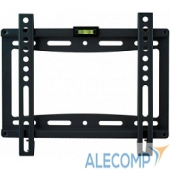 "26005 Kromax IDEAL-5 new black,  Кр. стал. наст. для TV 15""-47"", max 35 кг, 0 ст св., от ст. 20 мм, max VE"