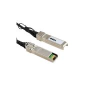 470-AAVK Dell Networking,Cable, SFP+ to SFP+, 10GbE, Copper Twinax Direct Attach Cable, 0.5 Meter