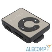 VI-M003Black Perfeo цифровой аудио плеер Music Clip Color, чёрный (VI-M003 Black)