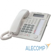 KX-T7735RU Panasonic KX-T7735RU (белый) Системный телефон