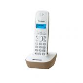 KX-TG1611RUJ Panasonic KX-TG1611RUJ (бежевый) АОН, Caller ID,12 мелодий звонка,подсветка дисплея,поиск трубки
