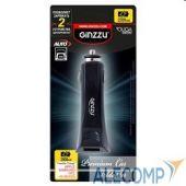 GA-4212UB Зарядное устройство GA-4212UB, АЗУ 5В/2.5A, 2USB, для APPLE, Samsung, BlackBerry, HTC
