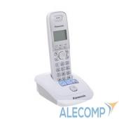 KX-TG2511RUW Panasonic KX-TG2511RUW (белый) АОН, Caller ID,спикерфон на трубке,переход в Эко режим одним нажатием