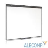 "SB480iv4 SMART Board SB480(iv4) Комплект: Интерактивная доска SMART Board 480 (диагональ 77"" (195.6 cm),ключ активации SMART NOTEBOOK в комплекте) с проектором"