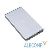 "SUB2S(SILVER) AgeStar External box for 2.5""HDD SATA, AgeStar SUB2S, silver 04293"