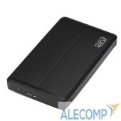 "3UB2O8 AgeStar USB 3.0 Внешний корпус 2.5"" SATA AgeStar 3UB2O8 USB3.0, алюминий, черный 07115"