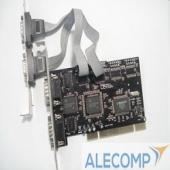 XWT-PS054OEM ORIENT XWT-PS054 OEM 4 COM Ports, PCI