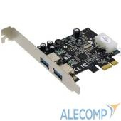 U710 ST-Lab U710 RTL USB3.0 2ext, PCI-Ex1