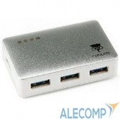 UK-33 HUB USB 3.0 Konoos UK-33, 4 порта USB