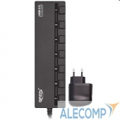 GR-388UAB HUB GR-388UAB Ginzzu USB 3.0/2.0 7 port + adapter