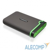 "TS500GSJ25M3 Transcend Portable HDD 500Gb StoreJet TS500GSJ25M3 {USB 3.0, 2.5"", black-green}"