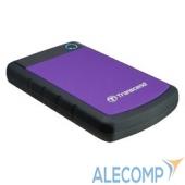 "TS2TSJ25H3P Внешний диск Transcend Portable HDD 2Tb StoreJet TS2TSJ25H3P USB 3.0, 2.5"", violet"