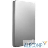 "STDR2000201 Seagate Portable HDD 2Tb Backup Plus STDR2000201 USB 3.0, 2.5"", silver"