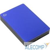 "STDR4000901 Seagate Portable HDD 4Tb Backup Plus Portable STDR4000901 USB 3.0, 2.5"", blue"