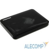 "HDTC810EK3AA Toshiba Portable HDD 1Tb Stor.e Canvio Conect II HDTC810EK3AA {USB3.0, 2.5"", черный}"